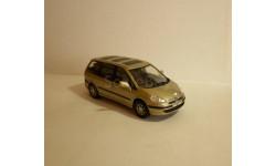 Peugeot 807, масштабная модель, Bauer/Cararama/Hongwell, 1:43, 1/43