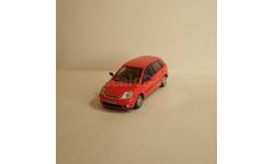Ford fiesta, масштабная модель, Bauer/Cararama/Hongwell, scale43