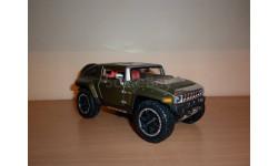 Hummer HX, масштабная модель, Maisto, 1:24, 1/24