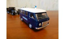 Fiat 238, Полицейские Машины Мира №2, журнальная серия Полицейские машины мира (DeAgostini), 1:43, 1/43