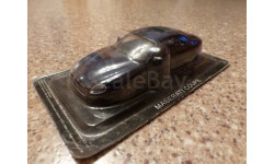Суперкары №5 Maserati Coupe, журнальная серия Суперкары (DeAgostini), 1:43, 1/43