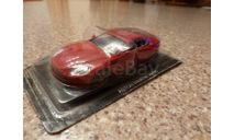 Суперкары №25 Aston Martin AMV8, журнальная серия Суперкары (DeAgostini), 1:43, 1/43