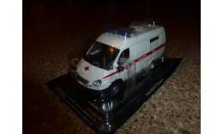 Автомобиль на Службе №11 ГАЗ-32214 'Газель' Скорая медицинская помощь