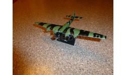 Легендарные самолеты специальный выпуск ТБ-3, масштабные модели авиации
