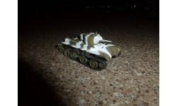 Русские танки №24 - БТ-5, журнальная серия Русские танки (GeFabbri) 1:72, 1/72