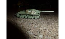 Русские танки №42 - ИСУ-122