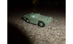 Русские танки №54 - БРДМ-1, журнальная серия Русские танки (GeFabbri) 1:72, 1/72