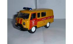 Автомобиль на Службе №4 - УАЗ-3909 Аварийная Газовая служба
