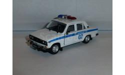 ВАЗ 2106 милиция, Бауэр