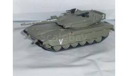 Боевые Машины Мира №11 - Меркава Mk3