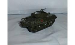 Русские танки №71 - М10, журнальная серия Русские танки (GeFabbri) 1:72, 1/72