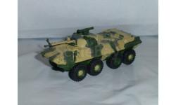 Русские танки №81 - БТР-90, журнальная серия Русские танки (GeFabbri) 1:72, 1/72