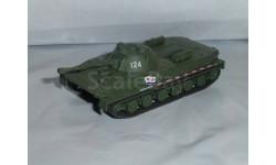 Русские танки №69 - ПТ-76