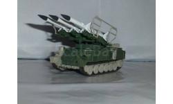Русские танки №68 - ЗРК 'Куб'