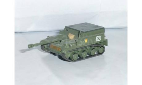 Русские танки №104 АСУ-57, журнальная серия Русские танки (GeFabbri) 1:72, 1/72
