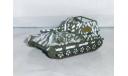 Русские танки №77 - СУ-76М, журнальная серия Русские танки (GeFabbri) 1:72, 1/72