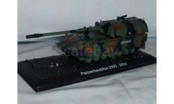 Танки Мира №21 Panzer-Haubitze 2000, журнальная серия Танки Мира 1:72, 1/72