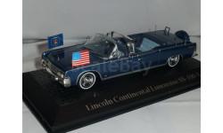Lincoln Continental SS-100-X JFK, Atlas