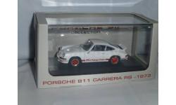 Porsche 911 Carrera RS, Atlas
