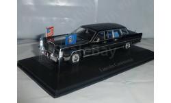 Lincoln Continental, Atlas, масштабная модель, 1:43, 1/43