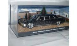 Lincoln Continental stretched limousine, J. BOND GE FABBRI