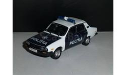 Полицейские Машины Мира №52 Dacia 1310