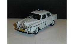 Полицейские Машины Мира №10 Holden FE, журнальная серия Полицейские машины мира (DeAgostini), 1:43, 1/43