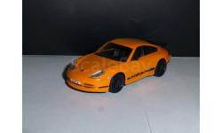 Суперкары №70 Porsche 911 GT3, журнальная серия Суперкары (DeAgostini), 1:43, 1/43