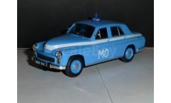 Полицейские Машины Мира №24 Warszawa 223