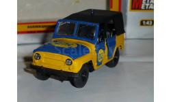 УАЗ 469 ДПС, Агат