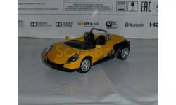 Renault Spider, Del Prado, масштабная модель, 1:43, 1/43, Del Prado (серия Городские автомобили)