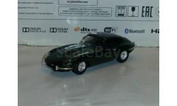 Суперкары №16 Jaguar E-Type, журнальная серия Суперкары (DeAgostini), 1:43, 1/43