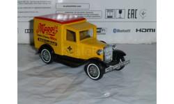 Ford A, Models of Yesteryear Y21, Matchbox, масштабная модель