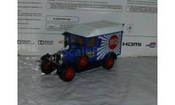 Morris Light Van, Models of Yesteryear Y19, Matchbox, масштабная модель