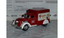 Dodge Airflow 1937, Matchbox, масштабная модель