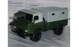 Автолегенды СССР №109 ГАЗ-62