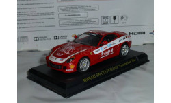 Ferrari Collection №66 599 GTB Panamerican Tour, журнальная серия Ferrari Collection (GeFabbri), 1:43, 1/43
