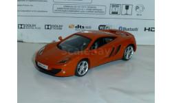 Суперкары №55 McLaren MP4-12C, журнальная серия Суперкары (DeAgostini), 1:43, 1/43