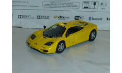 Суперкары №34 McLaren F1, журнальная серия Суперкары (DeAgostini), 1:43, 1/43