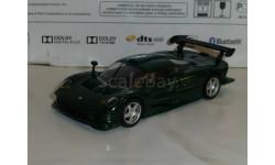 Суперкары №40 Lotus Еlise GT1, журнальная серия Суперкары (DeAgostini), 1:43, 1/43