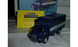 Bedford S-Lyons, Corgi, 1996 г., масштабная модель, 1:50, 1/50