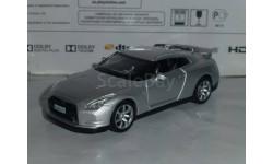 Суперкары №18 Nissan GT-R, журнальная серия Суперкары (DeAgostini), 1:43, 1/43