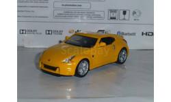 Суперкары №56 Nissan 370Z, журнальная серия Суперкары (DeAgostini), 1:43, 1/43