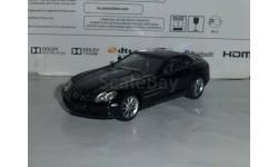 Суперкары №3 MERCEDES McLAREN SLR, журнальная серия Суперкары (DeAgostini), Mercedes-Benz, 1:43, 1/43