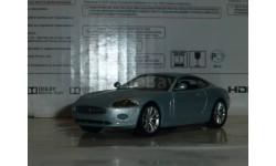 Суперкары №41 Jaguar XK Coupe, журнальная серия Суперкары (DeAgostini), 1:43, 1/43
