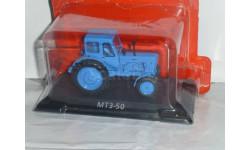 Тракторы №1 - МТЗ-50, журнальная серия Тракторы. История, люди, машины (Hachette), 1:43, 1/43