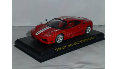 Ferrari Collection №42 Challenge Stradale, журнальная серия Ferrari Collection (GeFabbri), 1:43, 1/43