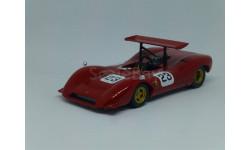 Ferrari Collection №63 612 CAN AM, журнальная серия Ferrari Collection (GeFabbri), 1:43, 1/43