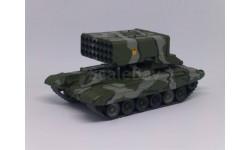 Боевые Машины Мира №22 - ТОС-1(А) Буратино