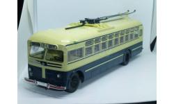 Троллейбус МТБ-82Д, SSM